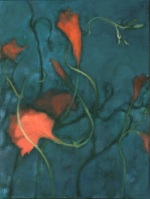 Night Bloom    ©2007 Nanci Erskine  - SOLD