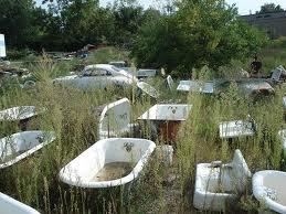 the graveyard of self-esteem baths