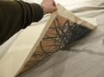 studio tour painting, Nanci Erskine, grass paintings
