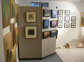 entering my studio