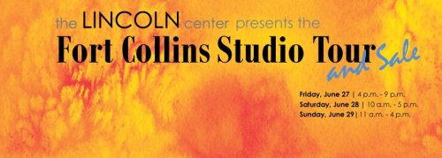 Fort Collins Studio Tour