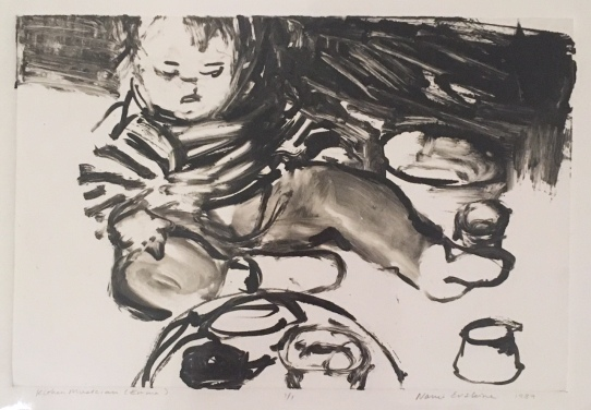 monotype - kitchen play